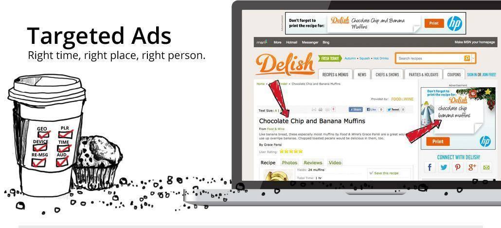 Target Ads