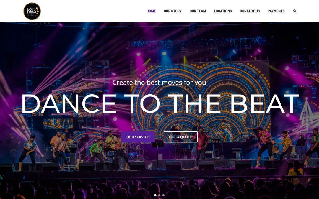 K2B Dance Studios – Case Study