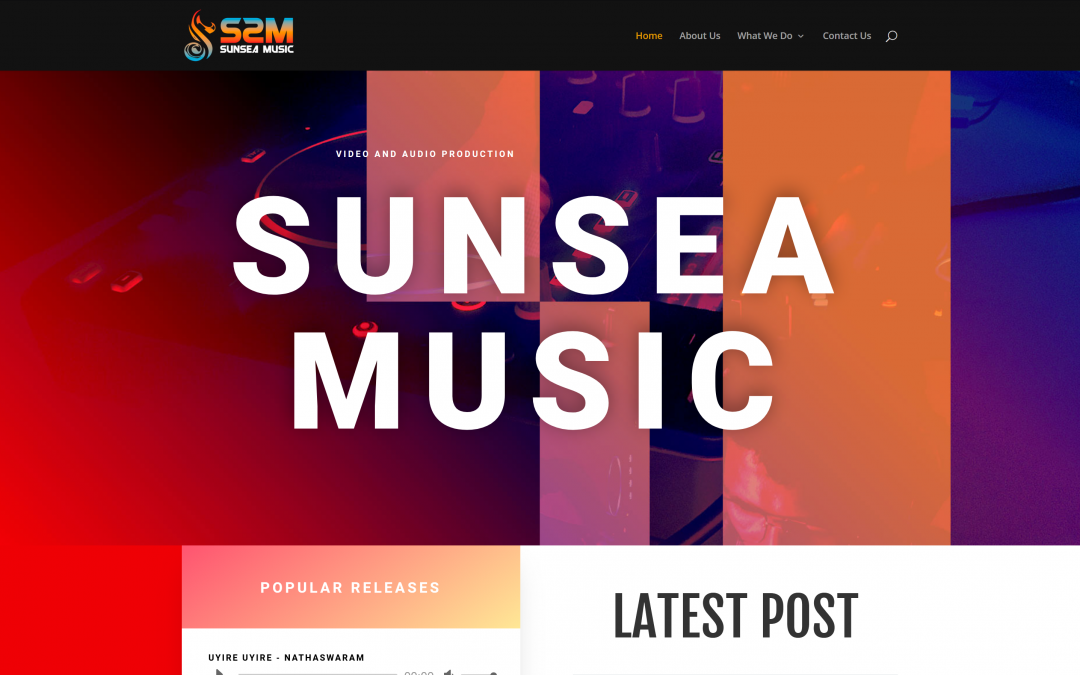 Sunsea Music and Academy – Case Study